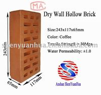 dry wall hollow brick