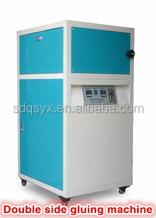 Export double side gluing machine
