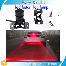 Hot Car Anti Collision Laser for Rainy Snowy Foggy Day Tail Warning Fog Lamp Led Laser Light Projector