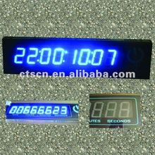 supply LED wall digital clock with Your Logo by Factory Price