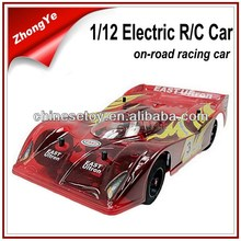 1:12 Scale RC Car High Speed Toys Electric Power Model Sports Car On Road Racing Car