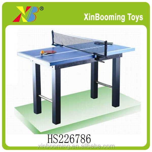 Wholesale indoor game power table tennis table for kids