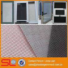 Australia Market 11X0.8MM stainless steel invisible window door mosquito screen
