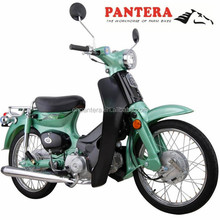 Disc Drum Brake Wind Cooled Fully Automatic Motorcycle