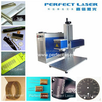 2016 hotsale fiber laser marking machine for glasses frames/ cell phone
