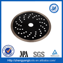 New launch out diamond saw blade cutter for concrete road