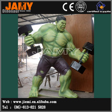 Park Decoration Movie Figure FRP Life Size Statue for Sale