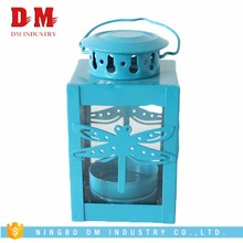High Strength Factory Supply Decorative Metal Lantern Stand