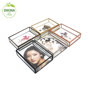 << Brass Glass Top Jewelry Pocket Watch Display Travel Case Box New !!! glass merchandising luxury championship ring display box