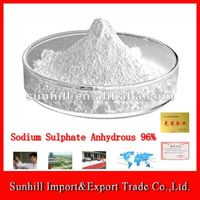 98% PH9-11 Sodium Sulphate Anhydrous Manufactures
