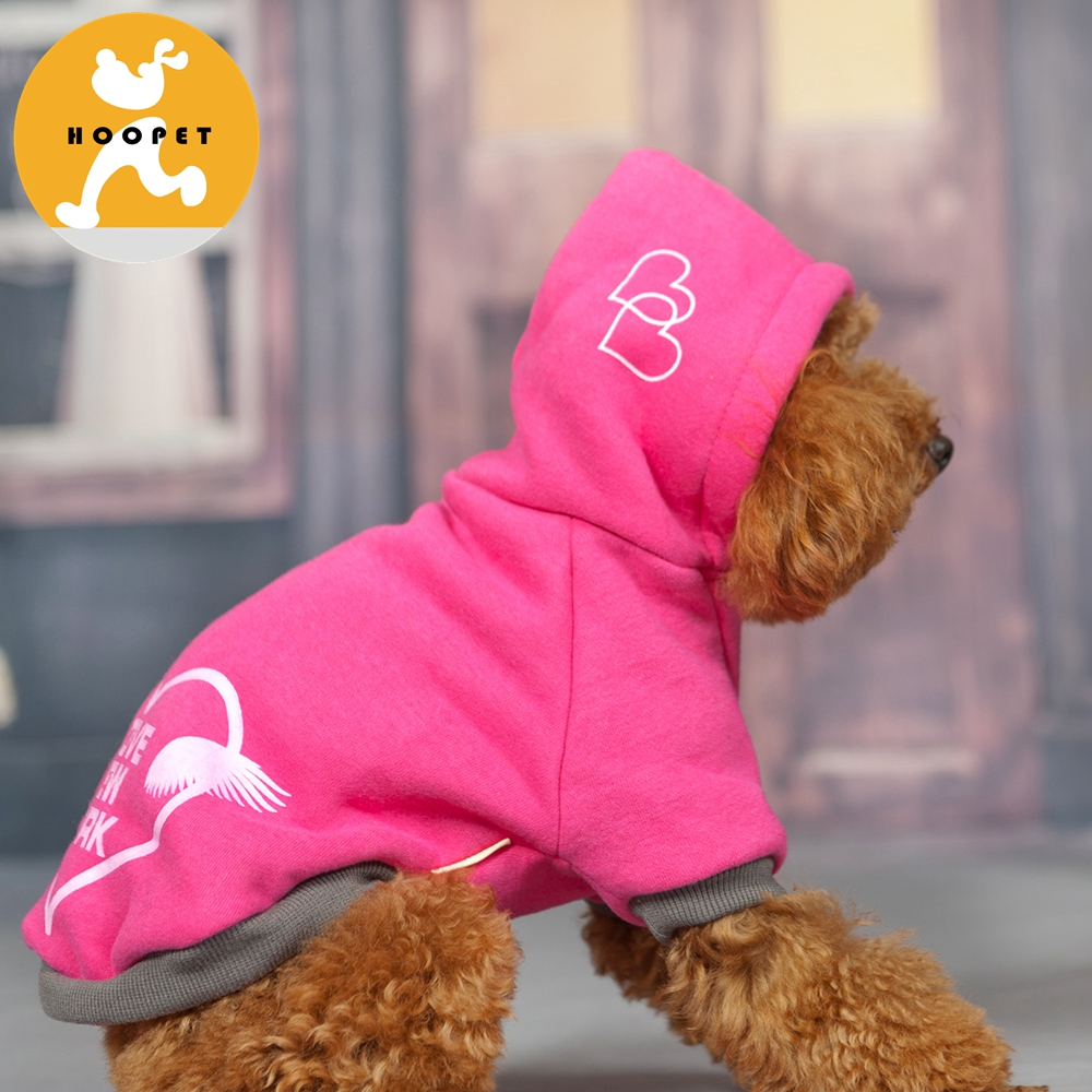 Good quality pet hoodie dog and cat clothing wholesale