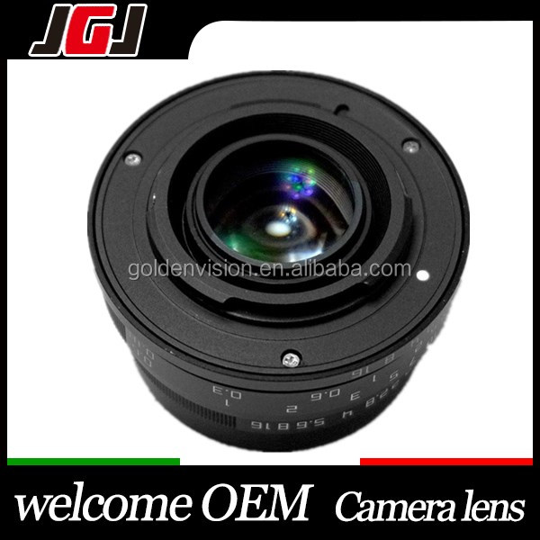 DSLR Camera Lens 35mm F1.8 DISCOVER Focus Lens For Olympus M4/3 For Fuji For Sony