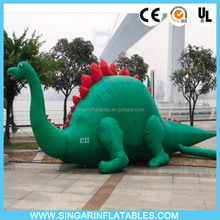 Advertising dinosaur inflatable balloon,giant inflatable dragon