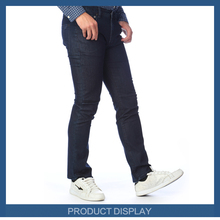 New style boys pants jeans dark blue men wholesale cheap jeans