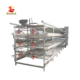 Automatic layer breeding machine animal husbandry machinery for Nigeria for chicken farm coop