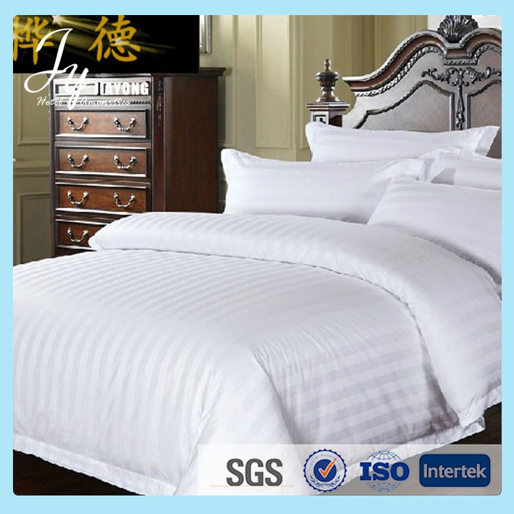Personal applique work bed sheet cross stitch bed sheet