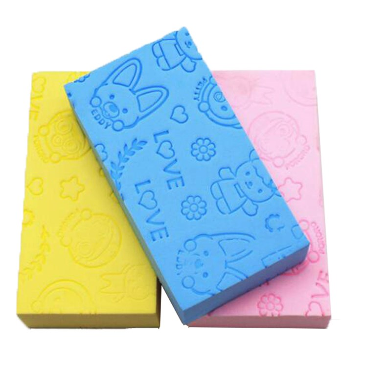 supermarket supplier korea pva car cleaning sponge