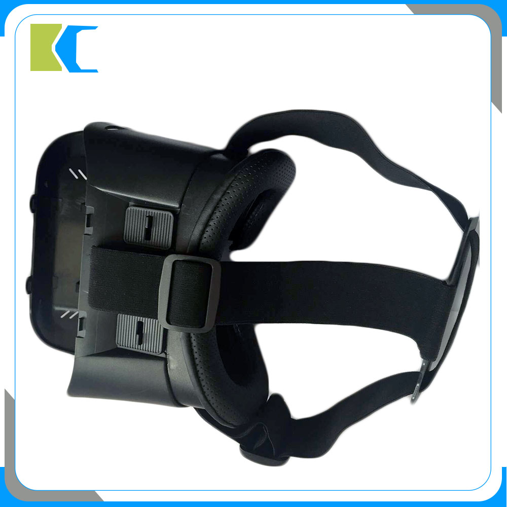 Hot Selling Ajustable Silicone Antiskid 3D VR Glasses Elastic Headstrap Head Band