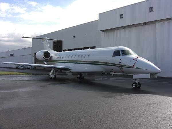 2008 Embraer Legacy 601 Aircraft