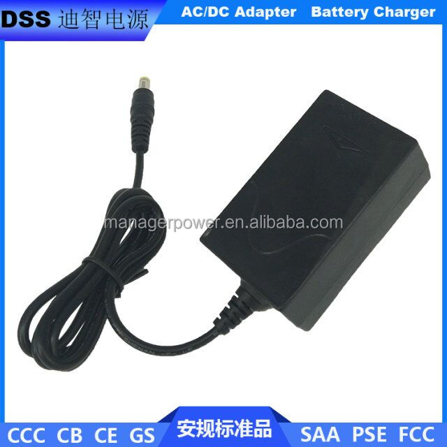 FCC certified US plug universal 16.8V1A li-ion battery charger