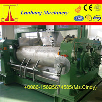 High quality Rubber Two Roll Open Mixing Mill