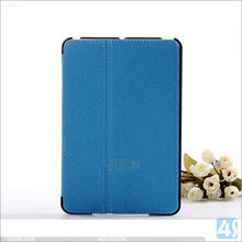Full protective Smart Cover PU Leather Case Stand For Apple iPad Mini / iPad Air