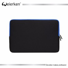 15.6 inch bulk laptop tablet sleeve case with handle