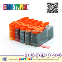 PGI-725 / CLI-726 compatible canon ink cartridge for ix6560 printer