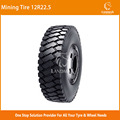 South America Popular Pattern Mining tire 12R22.5 Truck Tire