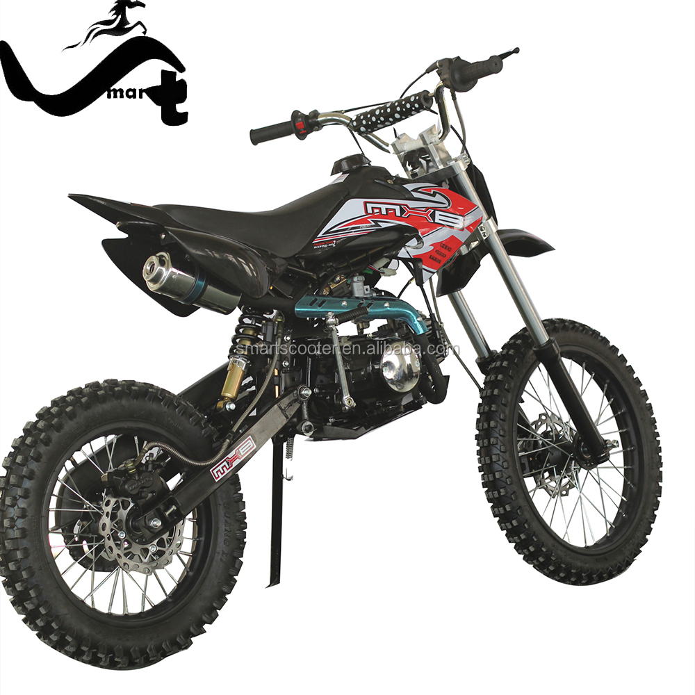 Fashional new 4 stroke 110 cc dirt bike manufacturer for sale