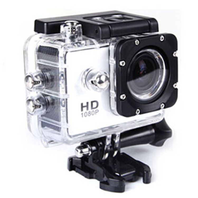 "4K Full HD Camera Cam Go pro Style 2"" TFT Mini WiFi Sport DV 4k Action Camera"