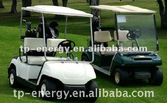 48V golf cart lithium rechargeable battery with 4pcs 12V 100Ah in series