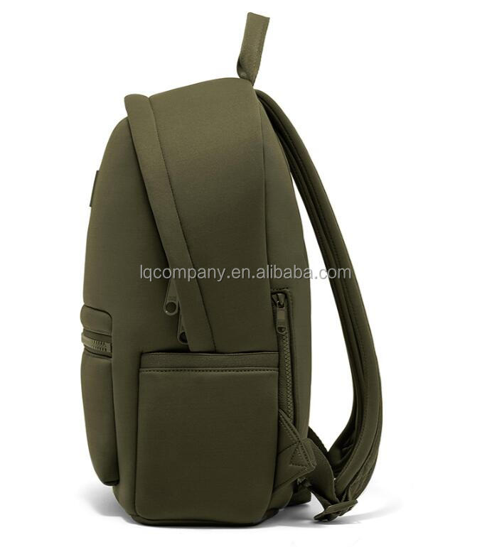 Army Green Color Neoprene Backpack for Outdoor