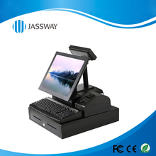 15 inch All in One Non-touch POS System for Retail Store and Supermarket