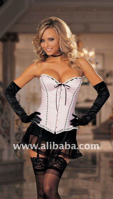 Wholesale Adult Sexy Corset Sexy Sleepwear Sexy Costume