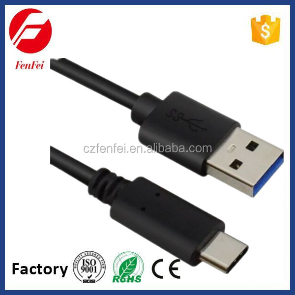 New style USB 3.0 Type C cable usb data cable length customizationed