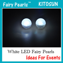 Birthday party decoration Mini Battery Waterproof Led Fairy Lights For Balloon