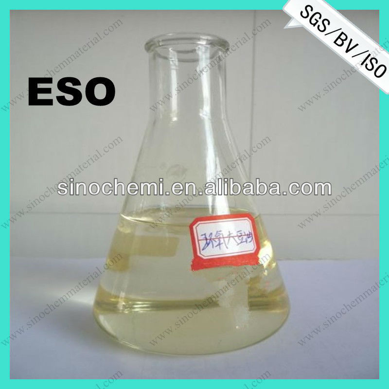 Chemical Auxiliary Agents epoxidized soybean oil/ eso for sale