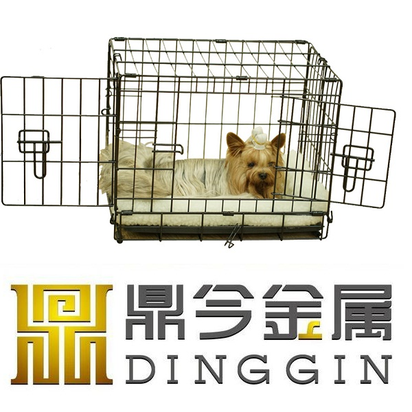 Industrial dog crate for hot sale