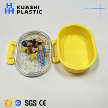 Food grade plastic thermal lunch rice box container