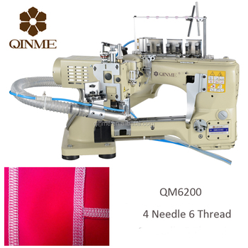 4 needle 6 thread flat lock sewing machine price