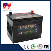 New product promotion high performance car battery backup 12V60AH