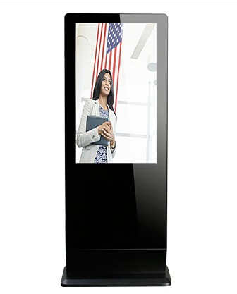 "19"" LCD Bus Advertising Touch Screen"