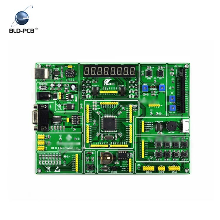 Green SMD Circuit Boards, FR-4 Printed Circuits Board maker