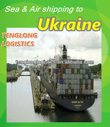 sea shipping cost to Odessa/Kiev of Ukraine from Qingdao Weihai Hongkong