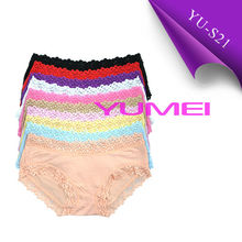 XXL size custom briefs women underwear