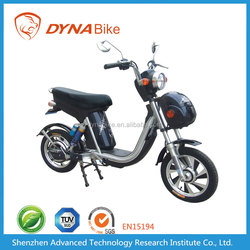 CE Approved Lead Acid Battery Chinese Factory Export Electric Scooter Motorcycle