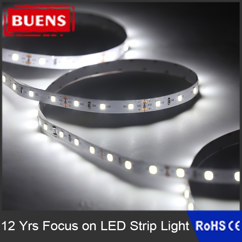 Promotion no UV in the beam 5m/roll 2835 smd led strip light