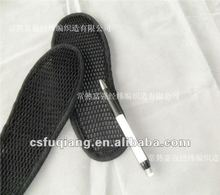 2012 new fashion breathable mesh insole, 100% polyester spacer mesh fabric