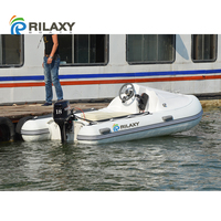 Rilaxy Power Rider RIB350, new personal watercraft with Suzuki outboard motor